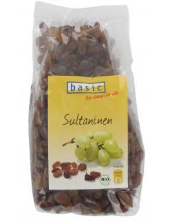 Basic Sultaninen  (500 g) - 4032914670280