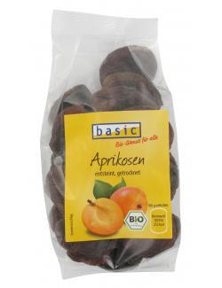 Basic Aprikosen entsteint  (200 g) - 4032914670501