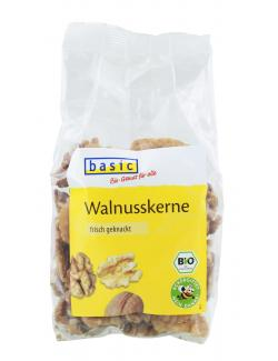Basic Walnusskerne  (125 g) - 4032914683051