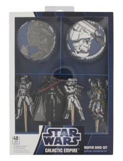 Dekoback Muffin Deko-Set Star Wars  (110 g) - 4250448308107