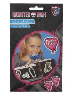 Dekoback Essbare Zuckersticker Monster High  (30 g) - 4250448309128