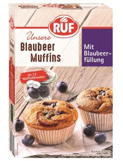 Ruf Muffins American Style Blaubeer  (325 g) - 4002809034053