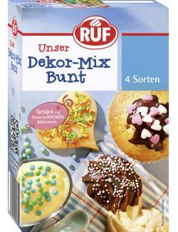Ruf Dekor-Mix bunt  (160 g) - 4002809024542