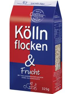 Kölln Flocken & Frucht  (325 g) - 4000540000702