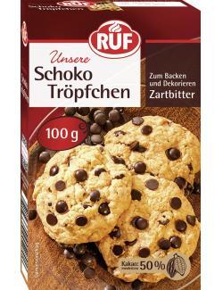Ruf Schoko-Tr�pfchen  (100 g) - 4002809004377