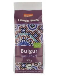 Demeter Campo Verde Bio Bulgur aus Dinkel  (500 g) - 4045178003206