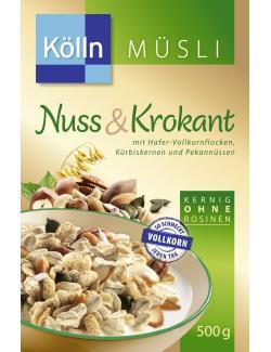 K�lln M�sli Krokant & Nussmix  (500 g) - 4000540001365