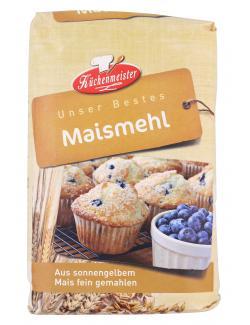 Küchenmeister Maismehl  (1 kg) - 4006363102272