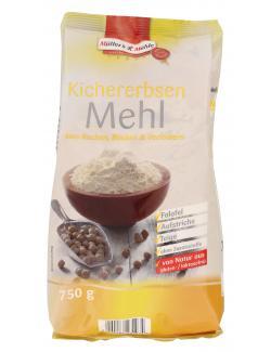 Müller´s Mühle Kichererbsen Mehl (7,32 EUR/1 kg)