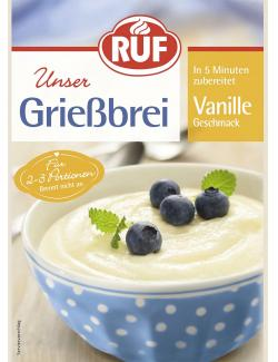 Ruf Grie�brei Vanille  (125 g) - 4002809018053
