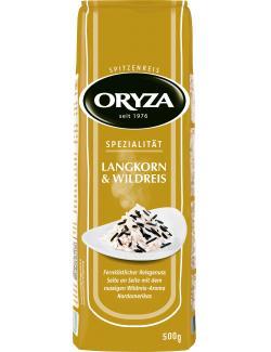 Oryza Langkorn & Wildreis  (500 g) - 4006237641036