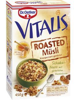 Dr. Oetker Vitalis Roasted Müsli Schoko-Nuss  (450 g) - 4000521014322
