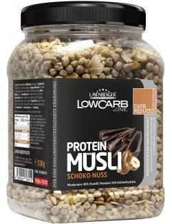 Layenberger LowCarb.one Protein Müsli Schoko-Nuss  (530 g) - 4036554703414