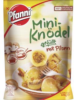 Pfanni Mini-Kn�del gef�llt mit Pilzen  (320 g) - 8712100739736