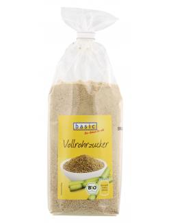 Basic Vollrohrzucker  (500 g) - 4032914440944