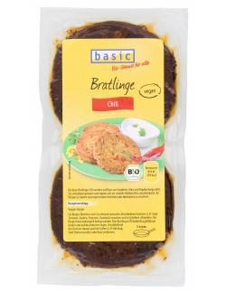 Basic Bratlinge Chili  (200 g) - 4032914472037