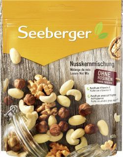 Seeberger Nusskernmischung  (400 g) - 4008258150108