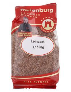 Meienburg Leinsaat  (500 g) - 4009790005109