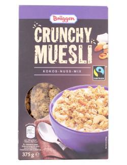 Brüggen Crunchy Muesli Kokos-Nuss-Mix  (375 g) - 4008713706963