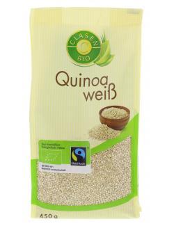 Clasen Bio Quinoa weiß  (450 g) - 4250038940496
