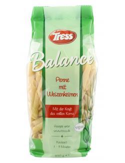 Tress Balance Penne mit Weizenkeimen  (400 g) - 4002861864353