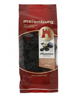 Meienburg Pflaumen ohne Stein  (200 g) - 4009790004607