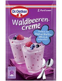 Dr. Oetker Waldbeerencreme  (56 g) - 4000521015923