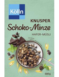 K�lln M�sli Knusper Schoko-Minze  (500 g) - 4000540003147