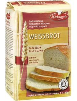 Küchenmeister Backmischung Weissbrot  (500 g) - 4006363101442