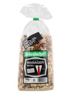 Seitenbacher Manager-Müsli  (750 g) - 4008391026063