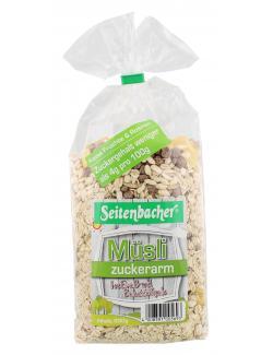 Seitenbacher M�sli zuckerarm  (600 g) - 4008391005693