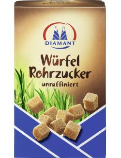 Diamant Würfel Rohrzucker unraffiniert  (500 g) - 4001726828004