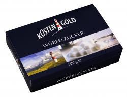Küstengold Würfelzucker  (500 g) - 4006363107901