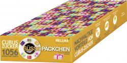 Hellma Cubus Zucker süße Päckchen  (1056 x 2,50 g) - 4003148150619