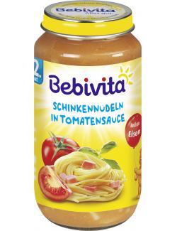 Bebivita Schinkennudeln in Tomatensauce  (250 g) - 4018852105015
