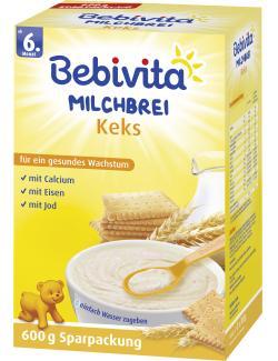 Bebivita Milchbrei Keks  (600 g) - 4018852004370