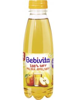 Bebivita milder Apfelsaft  (500 ml) - 4018852010265