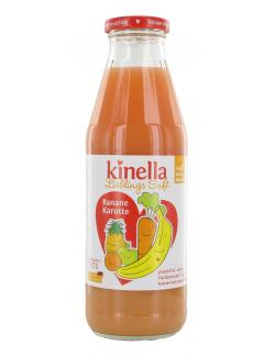 Kinella Banane-Karotte Saft  (500 ml) - 4012982052560