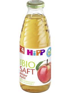 Hipp Bio Saft milder Apfel  (500 ml) - 4062300034983