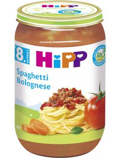 Hipp Spaghetti Bolognese  (220 g) - 4062300033016