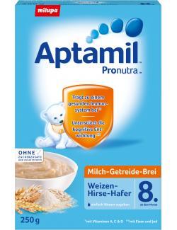 Milupa Aptamil Pronutra Milch-Getreide-Brei  (250 g) - 4008976071747