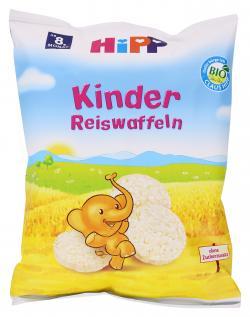 Hipp Kinder Reiswaffeln  (35 g) - 4062300075658