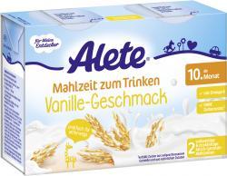 Alete Mahlzeit zum Trinken Vanille-Geschmack  (2 x 200 ml) - 4251099604686
