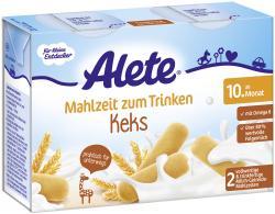 Alete Mahlzeit zum Trinken Keks  (2 x 200 ml) - 4251099604846