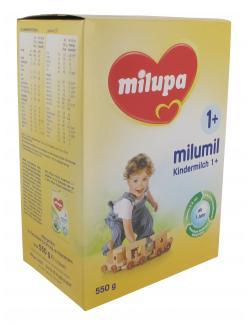 Milupa Milumil Kindermilch 1+  (550 g) - 2009570106165