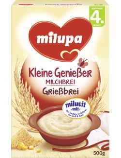 Milupa Miluvit Grießbrei mit Milch  (500 g) - 4008976071860