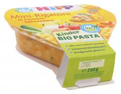 Hipp Kinder Bio Pasta Mini Rigatoni Gemüse Sahnesauce  (250 g) - 4062300166974