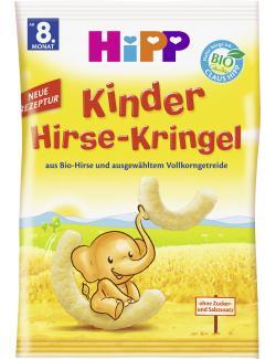 Hipp Bio Kinder Hirsekringel  (30 g) - 4062300158542