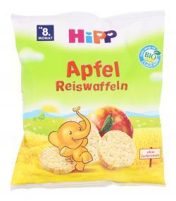 Hipp Apfel Reiswaffeln  (35 g) - 4062300000452