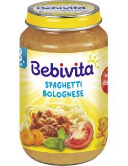 Bebivita Spaghetti Bolognese  (220 g) - 4018852104315